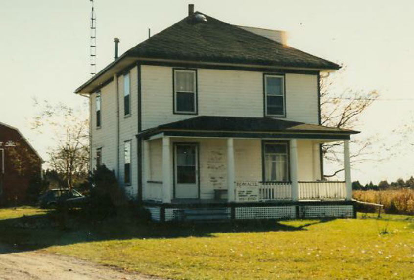 Photo of Mary Jane Cowey's home